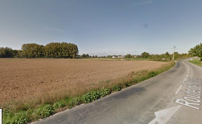 La Bassée, On the road –Céleste